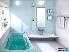 bathroom color and design