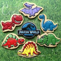 Jurassic World Dinosaurs | Cookie Connection