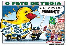 Por Dentro... em Rosa: Retrocessos com o impeachment . . .