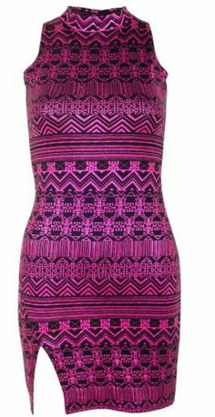 I want this tribal dress