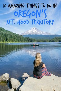 10 Amazing Things to do in Oregon's Mt. Hood Territory Planning a trip to Mt. This MUST-READ guide covers where to stay, where to eat, and the best things to do in Mount Hood, Oregon! Oregon Vacation, Oregon Road Trip, Oregon Trail, Oregon Coast, Portland Oregon, Backpacking Oregon, Oregon Hiking, Visit Portland, Newport Oregon