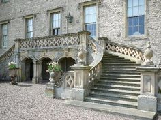 staircase at Floors Castle (rcdickson)