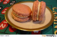 Makronky Macarons, Pancakes, Good Food, Breakfast, Sweet, Interesting Recipes, Gardening, Bakken, Morning Coffee