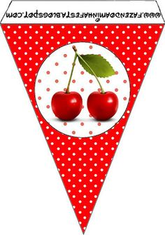 Cereja Vermelha –CHERRY PAPER GOODS