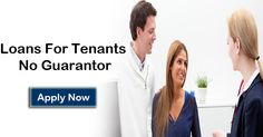 Loans for bad credit people with no guarantor are such kinds of loans, which present a guaranteed monetary help for the borrowers. Anyone can borrow these loans on affordable terms and conditions.If you want to know more about these loans, please visit: http://www.loanfortenant.uk/no-guarantor-loans.html