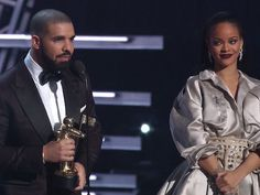 Drake Talks Relationship with Rihanna at MTV VMAs: 'She's Someone I've Been in Love with Since I Was 22 Years Old'| MTV Video Music Awards 2016, People. com Franchises, Music News, Individual Class, Drake