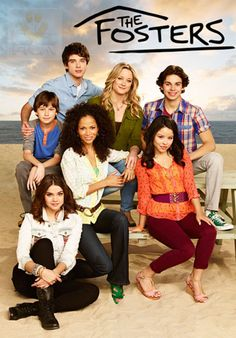 The fosters one of my favorite shows!!! It is such an inspiring show. A must see