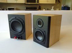 Designer: TomZ Project Category: Bookshelf Speakers Project Level: Beginner Project Time: Beginner Project Cost: Under $100 Project Description: I would describe this system as a 'micro&#8217…