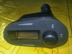 MotoGadżet: Test 1 - Transmiter FM