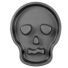 Skull Tube Cake Pan