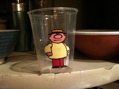Teeny little Super Guy