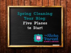 Spring Cleaning Your Blog | Spring Cleaning for Bloggers | Blogger Checklist