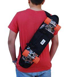 Backpack, shoulder bag for 22 and 23 inches cruiser skate... https://www.amazon.com/dp/B0141FUDOC/ref=cm_sw_r_pi_dp_U_x_.KanAb4R1J1SM