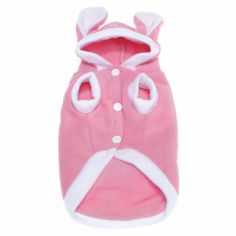 Pink Puppy Pet Dog Apparel Costumes Clothes Suit