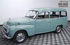 '62 Volvo P210 4-Speed | eBay: 391158037356
