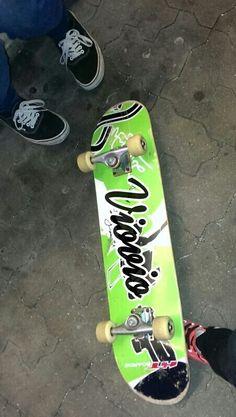 VIOVIO Skateboard deck.