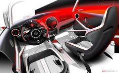 MINI John Cooper Works GP Concept Unveiled Ahead of Frankfurt Debut