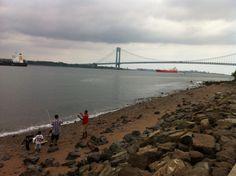 Somewhere on Staten Island.