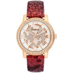 Ceasuri Dama :: CEAS FREELOOK F.1.1008.04 - Freelook Watches Watches, Michael Kors Watch, Swarovski, Rose, Leather, Accessories, Crystal, Wristwatches, Clocks