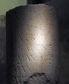 Milestone of Caracalla AD) Den Haag Museum - Livius Roman Roads, The Hague, Home Pictures, How To Make Notes, Ancient Rome, Netherlands, Den, Museum, The Nederlands