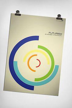 饒富未來感的極簡海報賞 - Simon C. Page » ㄇㄞˋ點子靈感創意誌