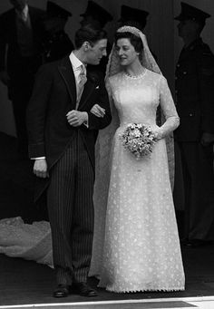 #vintage #weddings this is Princess Alexandria he is someone Olgivby I remember there wedding in the 60s I believe