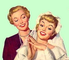 ♥ Soon to be...Happy,Happy Housewife http://www.pinterest.com/thatgirlmarlaj/never-too-old-for-a-white-wedding-hmmm/