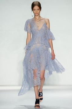 Zimmermann Spring 2015 Ready-to-Wear - Collection - Gallery - Look 1 - Style.com