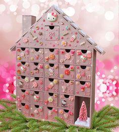 Kawaii Hello Kitty Advent Calendar  Http://www.stardustkay.etsy.com