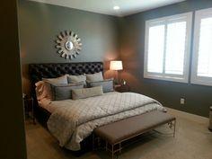 Palo-alto master bedroom