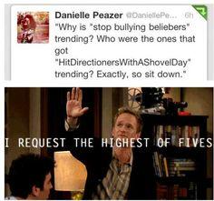 Gotta love Dani!