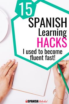 15 Tips on how to learn Spanish fast. You are looking to learn Spanish fast and easy? You will find practical and tested tips and hacks are here! Check them out now! #spanishtips #spanishlanguage