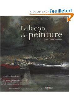 La leçon de peinture: Amazon.fr: Jean-Claude Gérodez: Livres