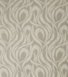 Home Decor Print Fabric-Eaton Square Eisenhower ChinchillaHome Decor Print…