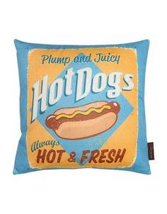 Brands | Sheets & Bedding Sets  | Hot Dogs Cushion | Hudson's Bay
