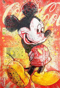 Mickey And Minnie Tattoos, Mickey E Minnie Mouse, Mickey Mouse And Friends, Mickey Hands, Mickey Mouse Pictures, Disney Pictures, Mickey Mouse Wallpaper, Disney Wallpaper, Disney Pop Art