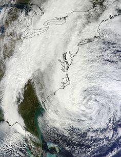Dr. Jeff Masters' WunderBlog : Dangerous Hurricane Sandy continues north past North Carolina   Weather Underground