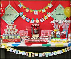 """I am SO VERY excited to share with you my """"game night"""" party. This party is one of my favorites because there are so many fun elements an..."""