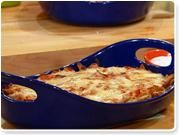 Ellen's Baked Ziti - from Jessica Seinfeld's Double Delicious cookbook (uses carrot and cauliflower puree)
