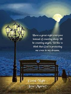 Have a great night
