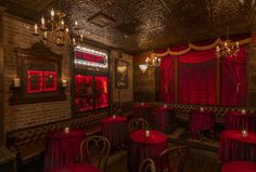 Black Rabbit Rose is the mysterious new Hollywood nightlife destination conjuring a blend of style and spectacle from the Houston Brothers.