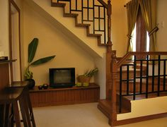 Stairways In Homes | Carmela Model House Of Camella Home Series Iloilo By Camella  Homes