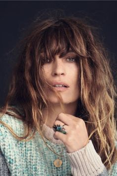 Caroline de Maigret on what French women find sexy: The model, mother and music producer covers Matches Fashion's third edition of its biannual magazine, The Style Report.