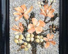 Mosaic Pebble Art Original Mosaic Wall picture от PebbleShellArt