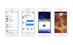 Instant Games A New HTML5 Cross-platform Gaming Experience on Facebook Messenger