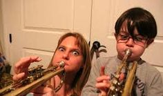 These lessons really blow! An In Home Trumpet Instructor can Make the Difference Music Lessons, Trumpet, Teacher, How To Make, Professor, Trumpets, Teachers