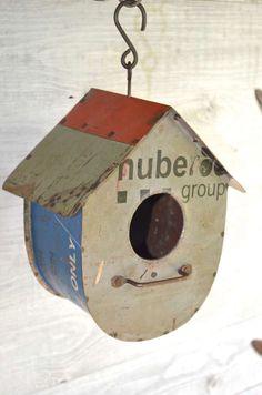Metall Vogelhaus zum Hängen