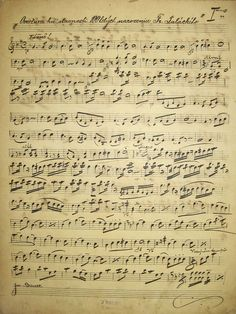 antique sheet music for crafts