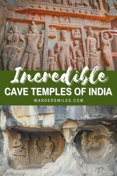 Tips on visiting incredible cave temples in India | UNESCO World heritage Sites India | Visit Aurangabad | Badami Caves architecture | Karla Caves Lonavala | Rock-cut temples in India | Pandavleni caves | Cave temples in Maharashtra | Aurangabad Caves | #buddhisttemples #incredibleindia #wandersmiles