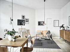 Apartment In Göteborg By Malin Simson Interior   HomeAdore
